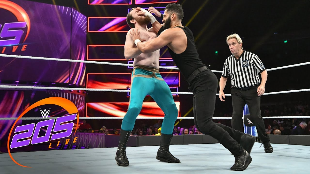 Ariya Daivari vs. Clay Roberts: WWE 205 Live, Dec. 5, 2018