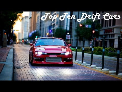 Top 10 JDM Drift Cars