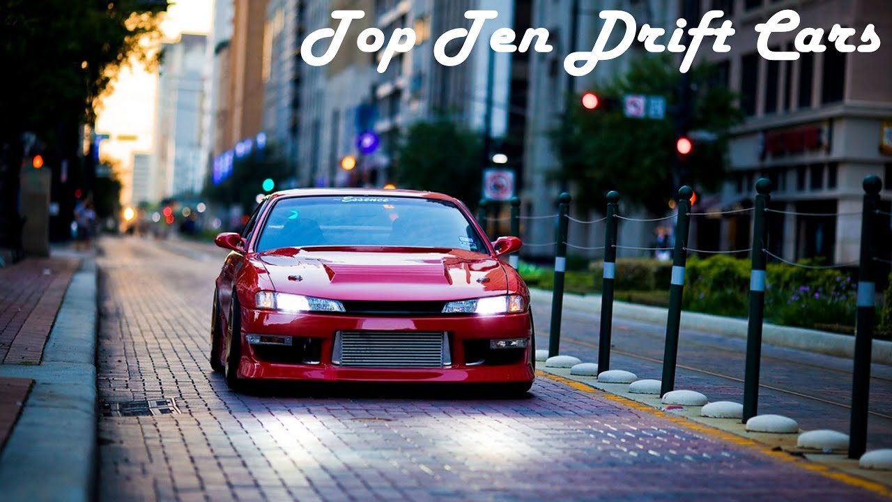 Top Jdm Drift Cars Youtube