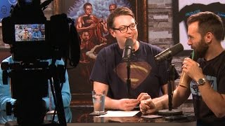 EP Goes Behind the Scenes at Kinda Funny with Greg Miller!