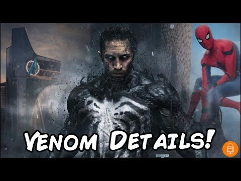 Venom Shooting Date & Locations Revealed