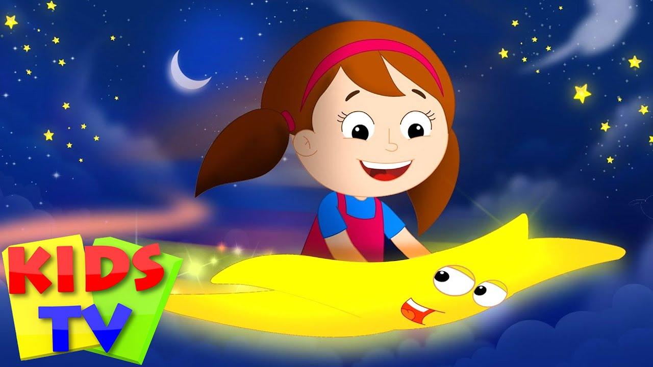 Kids Tv Nursery Rhymes Twinkle Little Star Rhyme Bye Fever Childen Isi 10 For Children Videos Youtube