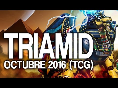 Triamid (OCTOBER/ Octubre 2016) [Duels & Decklist] (Yu-Gi-Oh) Post Legendary Decks II  & TDIL
