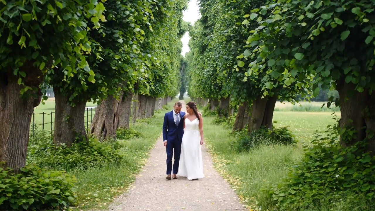 Bruiloft | Talisa & Ron op de geweldige trouwlocatie de Smaeckkamer