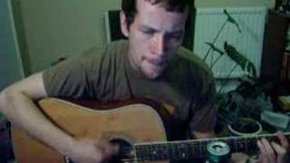 Wild World - Cat Stevens Acoustic Cover with Lyrics by Jonathan David with lesson link