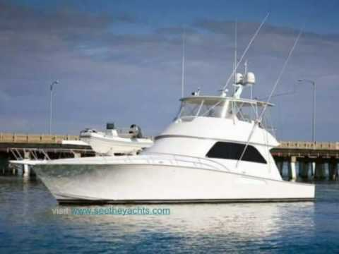 MI C SHELL YACHT FOR SALE
