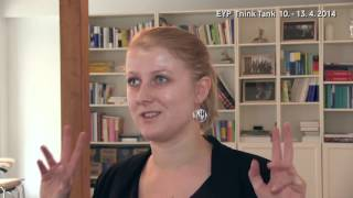 Thinktank of the European Youth Parliament: Ania Pankowiec