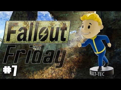 Fallout 4 Friday - Vault 111 is a cryolab facility CONFIRMED plus the Fallout Anthology!