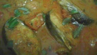 Fish With Mustard Masala
