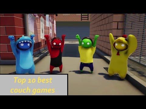 Топ 10 игр для нескольких игроков на 1 компьютере
