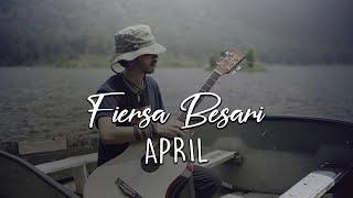 Fiersa Besari - April ( The Best Of Fiersa Besari ) - ( Lirik Video )