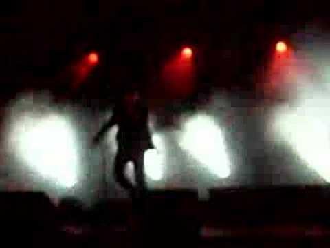 AaRON : la danse de Simon Buret...:P
