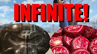 Infinite Money And Power Armour Fallout 4