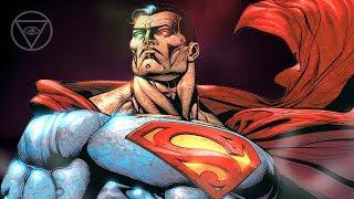 Броня Супермена: РОБОТ МЫСЛИ. Мандракк - Тёмный Монитор /  Мыслеробот. Концепция. DC Comics