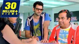 The Return Of Rebel Best Comedy Scene | Brahmanandam Best South Indian Hindi Dubbed Comedy Scene