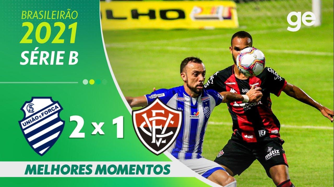 Download CSA 2 X 1 VITÓRIA l MELHORES MOMENTOS l 14ª RODADA BRASILEIRÃO SÉRIE B 2021 l ge.globo