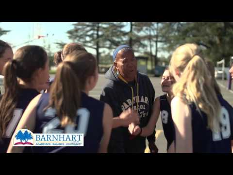 Challenging Youth Sports and Daily P E  Program at Barnhart School – Meet Coach Hardin