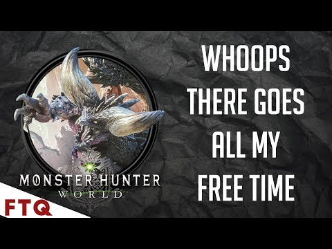Monster Hunter: World Review   This Is How You Make A Game thumbnail