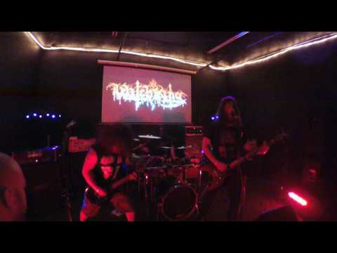 WITCH KING - Apocalypse Tribe [LIVE] @ The Wreck Room Peterborough, NH 6/17/2017