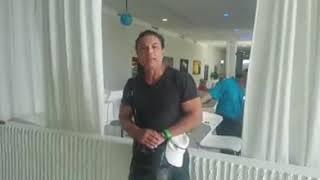Osvaldo Rios desde Hotel ESJ Azul, PR