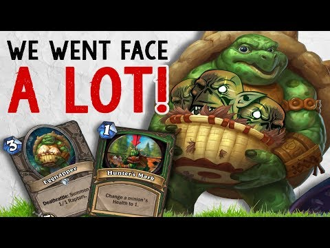 We Went Face. A LOT! And Had GREAT SUCCESS!! | The Boomsday Project | Hearthstone Arena