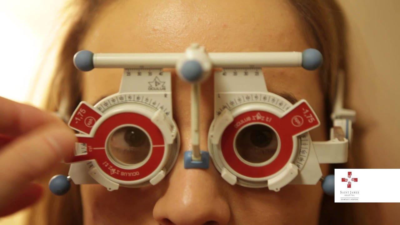 a rövidlátás műtéti kezelésének fóruma blepharitis rossz látásból