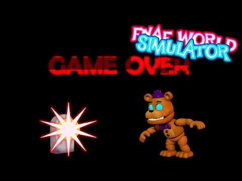 Download Defeating Supreme Fredbear Fnaf World Simulator MP3