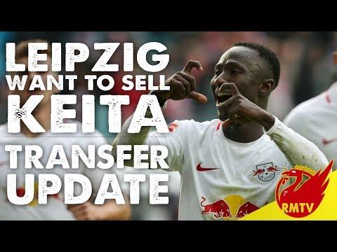 Leipzig Want to Sell Keita to Liverpool! | #LFC Daily News
