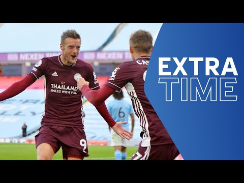 REVIEW SHOW! VARDY SHINES IN FIVE-STAR SHOW | Extra-Time: Man City (A)