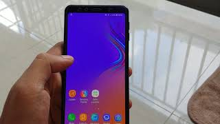 Samsung Galaxy A7 2018 : another review pros and cons
