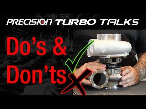 Precision Turbo Talks - Turbocharger Do