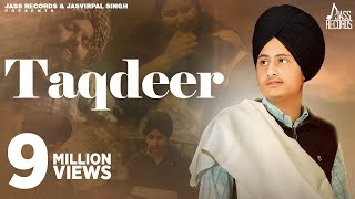 Taqdeer | (Full HD) | Yuvraj Kahlon | New Punjabi Songs 2020 | Jass Records