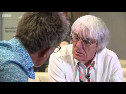 2015 Russia - Bernie Ecclestone: Red Bull having 'good think' about F1 future