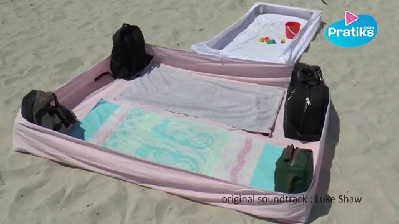 How To Protect Your Beach Towel From The Sand