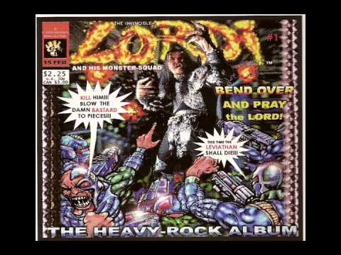 Lordi - Bend Over And Pray The Lord (full album)