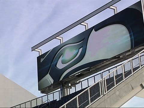 Seattle Stadium Used for Earthquake Research