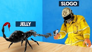 SHOOT The DEADLY SCORPION To SURVIVE! (Annoying Game)