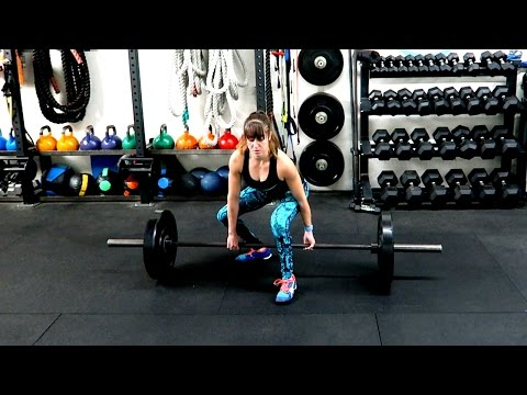 18 Barbell Exercises