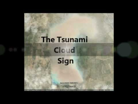 Tsunami Cloud Sign