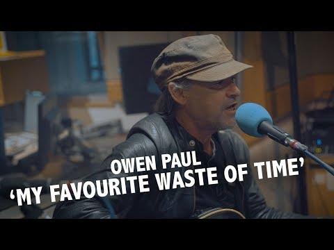 Owen Paul - 'My Favourite Waste Of Time' live @ Ekdom in de Ochtend
