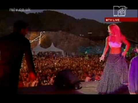 Geri Halliwell - Mi Chico Latino (Live In Ibiza,2000)