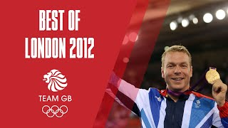 The Best of Team GB from London 2012 Olympics