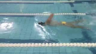 「チキンウィング」という水泳のドリル練習のご紹介。クロールをもっと...