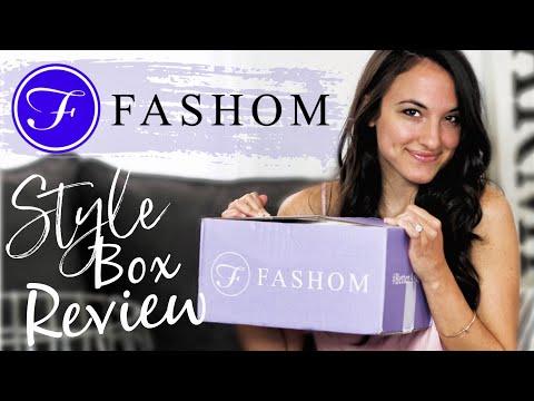FASHOM vs Stitch Fix | Clothing Box Review