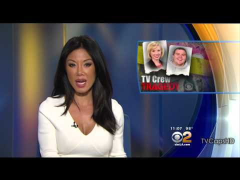 Sharon Tay 2015/08/28 CBS2 Los Angeles HD