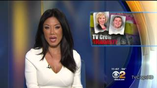 Sharon Tay 2015/08/28 CBS2 Los Angeles HD