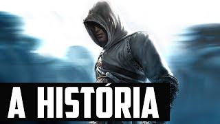 Sessão Spoiler - A História de Assassin's Creed