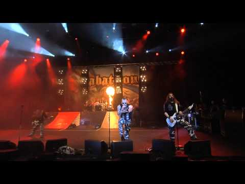 ► SABATON - THE ART OF WAR LIVE