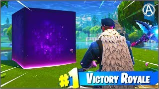 "*NEW* Cube Heading To ""Loot Lake""! (Fortnite Battle Royale ""Cube Event"")"