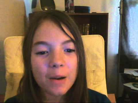 Caitlin Thompson singing middle of nowhere by Selena Gomez